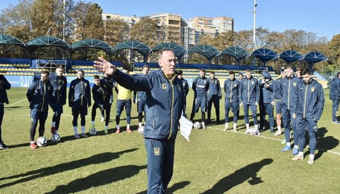 Збірна України сьогодні вирушить до Фінляндії на матч відбору ЧС-2022. Виліт запланований на 16.45