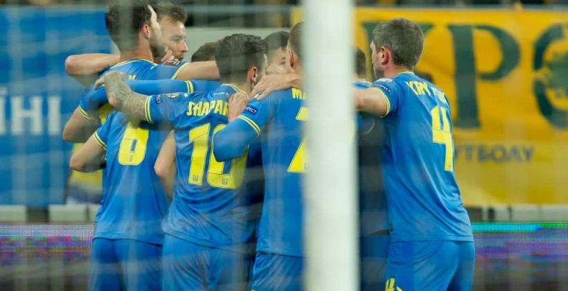 Украина Босния онлайн трансляция