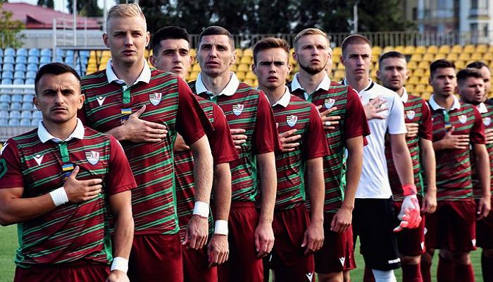 Ужгород добыл первую победу в Первой лиге в истории, дома обыграв Кремень