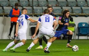 Черноморец и ПФК Львов сыграли в результативную ничью