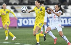 Женская сборная Украины разгромно проиграла Испании в отборе на ЧМ-2023